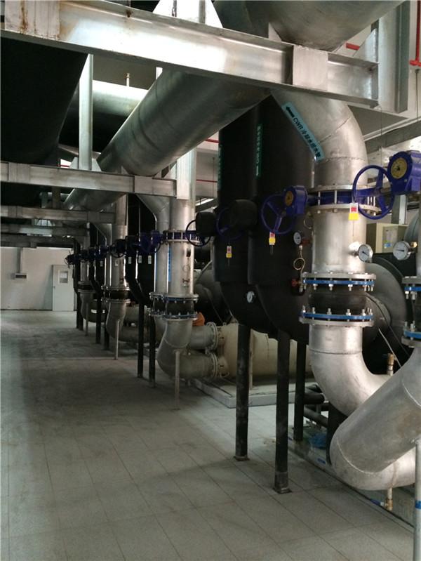 冷水机组(机房)管路连接