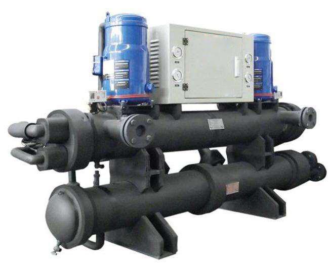 水源热泵系统